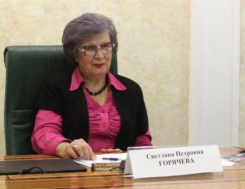 Горячева оценила намерение Ищенко стать губернатором Приморья