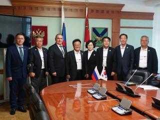 Представители парламентов корейской провинции Кангвон и Приморья встретились во Владивостоке