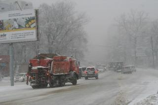 Фото: PRIMPRESS   Снег обрушится на Приморье на этих выходных