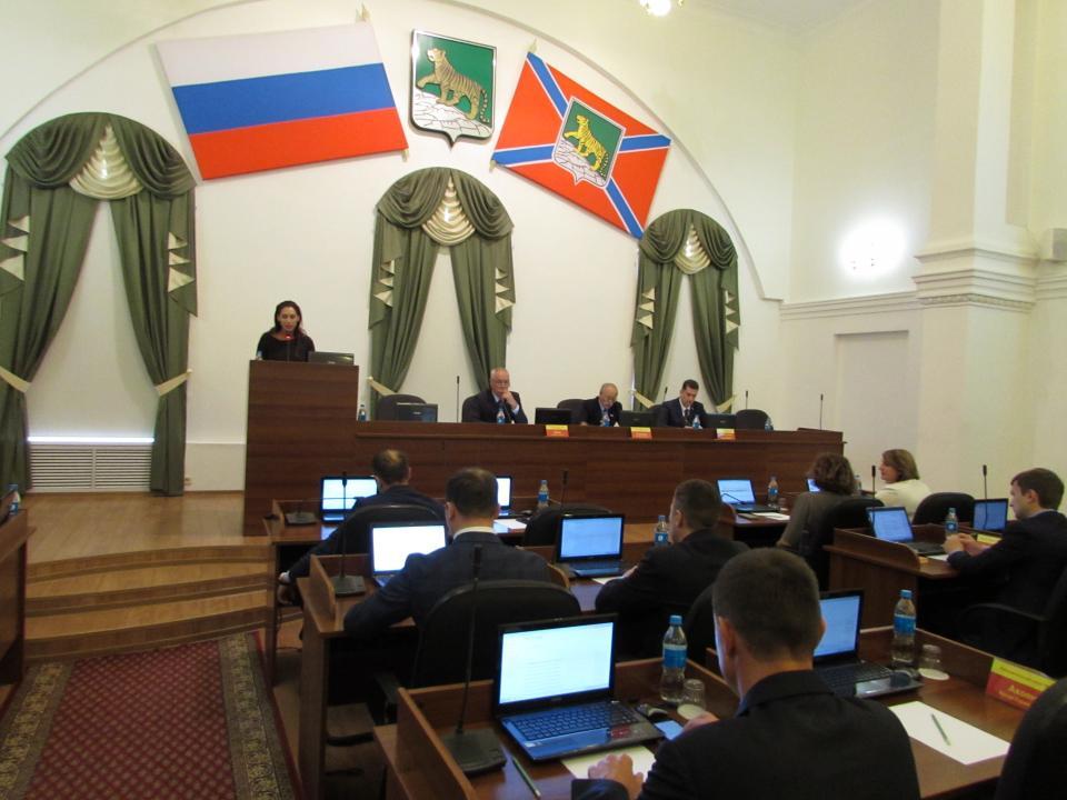 ВоВладивостоке началась процедура формирования конкурсной комиссии назамещение должности руководителя города