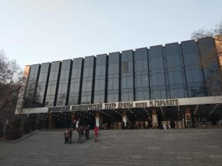 Фото: Максим Протасов / PRIMPRESS | В театре им. М. Горького рассказали о деталях очередной премьеры