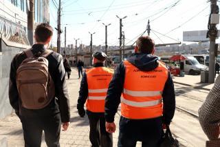 Фото: Анастасия Якушева/ PRIMPRESS   104 нарушения масочного режима зафиксировано во Владивостоке за минувшие выходные