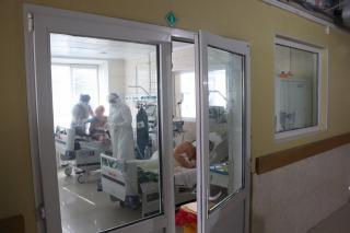 Фото: PRIMPRESS | В Приморье удалось избежать роста числа смертей пациентов с заболеваниями органов дыхания