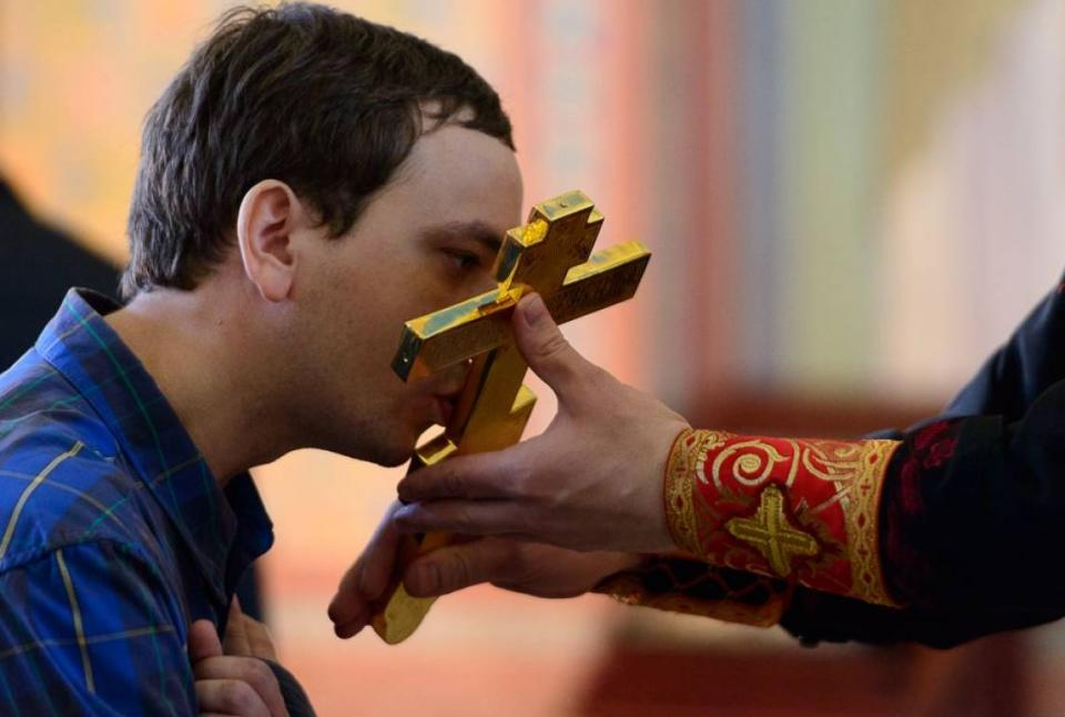Российскому православию портят имидж из-за рубежа?