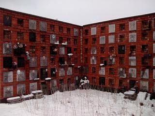 Российские кладбища используются в «грязных» политических играх