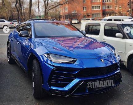 «Просто мечта»: новый Lamborghini за 20 млн рублей «вышел» на дороги Владивостока