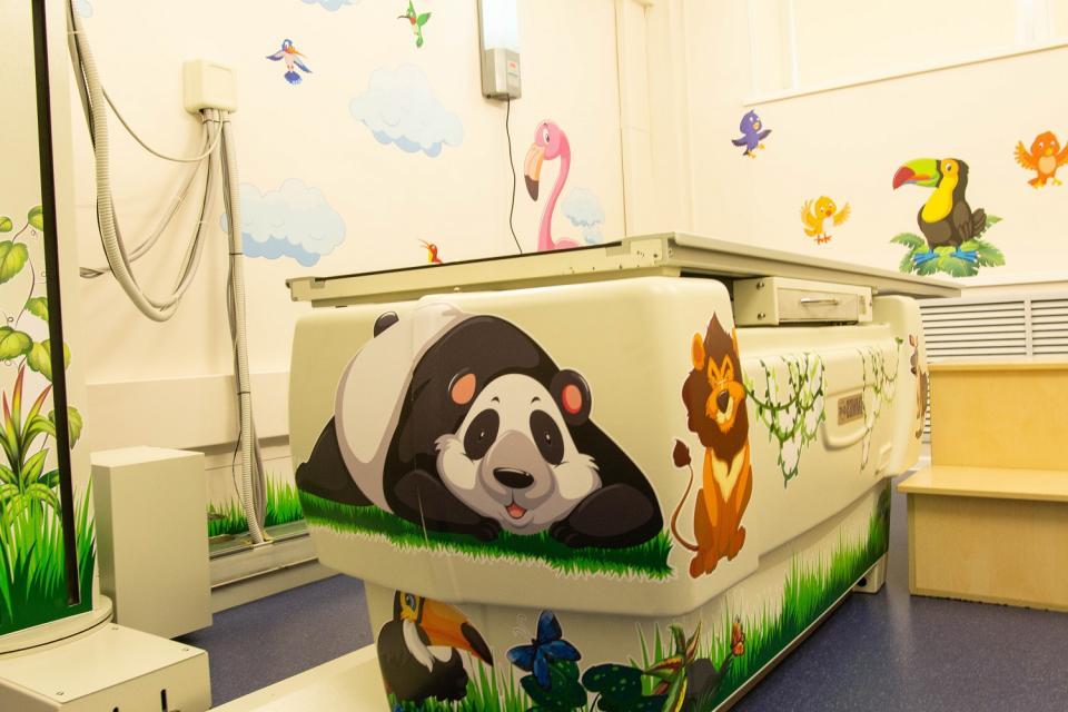 В медицинском центре «Асклепий» открылся новый рентген-кабинет