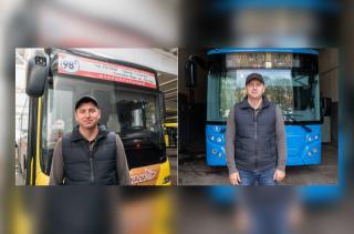 Фото: Татьяна Меель / PRIMPRESS   «MAN гораздо крепче ЛиАЗа»
