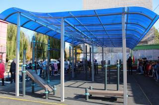 Фото: primorsky.ru | В Арсеньеве появятся два атлетических крытых павильона