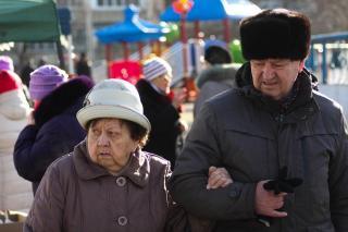 Фото: PRIMPRESS   Пенсионный возраст собираются снизить на пять лет в России