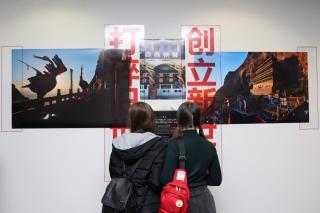 Фото: Екатерина Дымова / PRIMPRESS | Молодой фотограф представил во Владивостоке концептуальную выставку