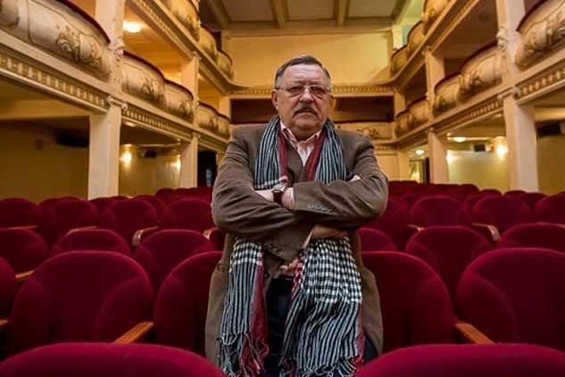 Во Владивостоке состоится бенефис заслуженного деятеля искусств РФ Виктора Бусаренко