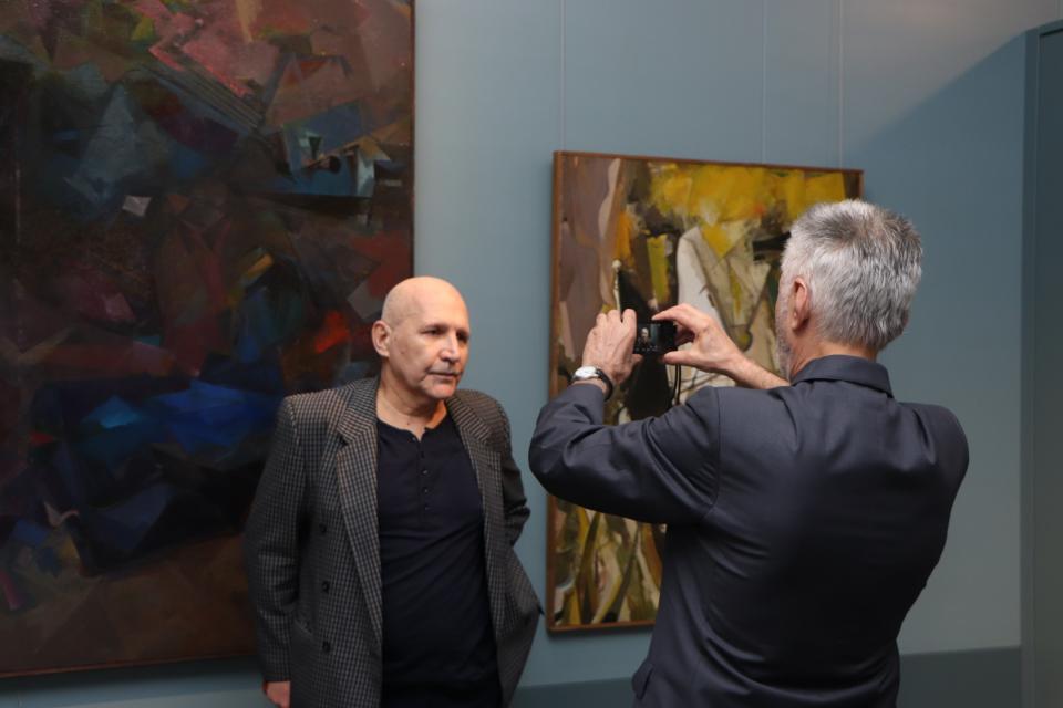 Во Владивостоке можно оценить «мАстерскую живопись»