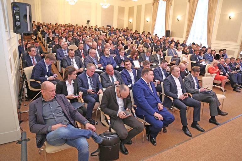 Приморские предприниматели приняли участие в съезде организации «Деловая Россия»