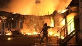 В Приморье справились с очередным пожаром