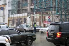 Фото: Конкурент | Перемены погоды привели к большому числу аварий во Владивостоке