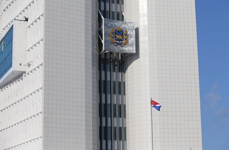 Принят бюджет Приморского края на 2019 год