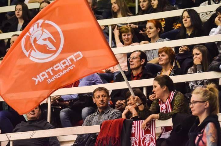 «Спартак-Приморье» выбыл из борьбы в Кубке России