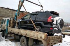 Фото: УФССП России | Приморец лишился дорогого автомобиля из-за долгов