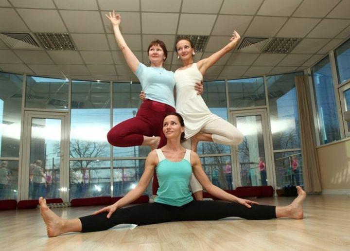 Йога во Владивостоке: один шаг к успеху