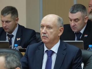 Александр Костенко перестал быть депутатом приморского парламента