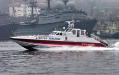 Фото: МЧС | 14 человек ищут пропавших в Приморье рыбаков