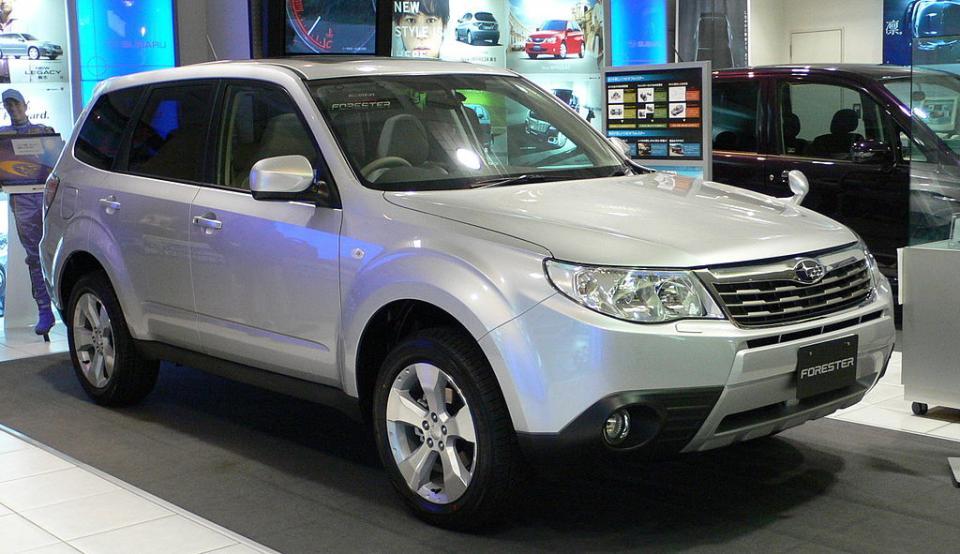 Subaru объявила масштабный отзыв автомобилей