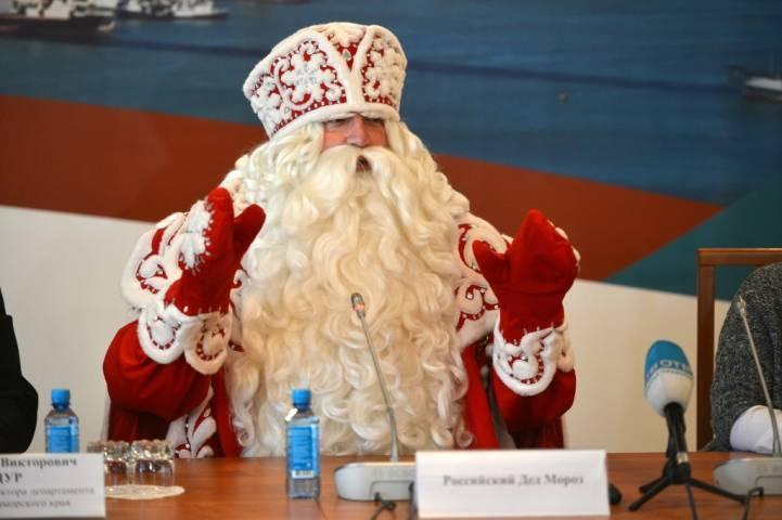 Пять фактов о Дедушке Морозе