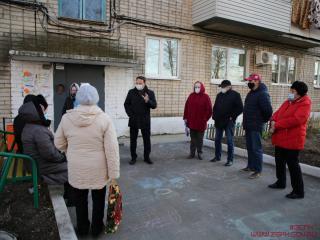 Фото: zspk.gov.ru | Председатель ЗС ПК Александр Ролик провел встречи спредставителями инициативных групп граждан