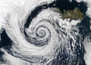 Фото: pixabay.com   Озвучены детали прохождения мощного циклона над Приморьем