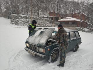 Фото: 25.мвд.рф | ГИБДД Приморья обратилась к автолюбителям с предупреждением