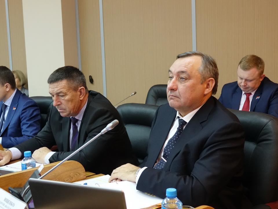 Кадровые изменения произошли в приморском парламенте