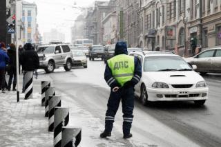 Фото: PRIMPRESS | Сотрудники ГИБДД нашли новый способ лишения прав водителей