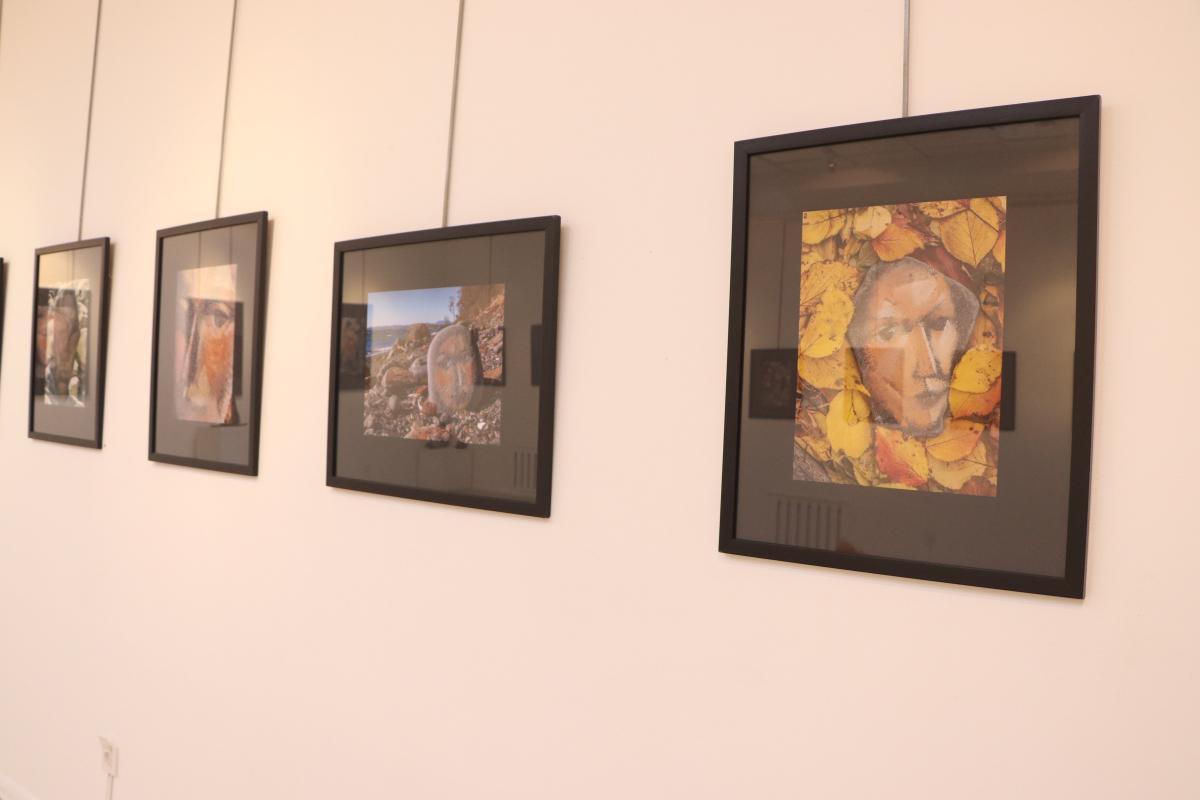 «Про-Явленность»: Екатерина Архипова представила уникальный выставочный проект в галерее «Арка»