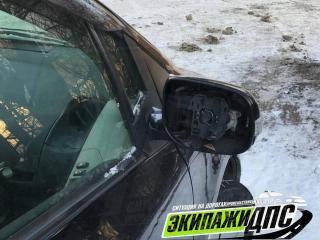 Автомобильные мародеры бесчинствуют после снегопада во Владивостоке