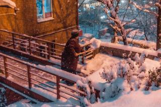 Городские напасти: хроника снежных бедствий Владивостока