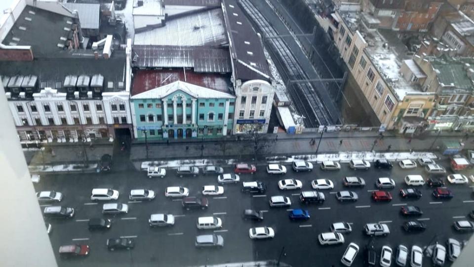 Транспортный коллапс во Владивостоке. Обошлось?