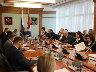 Фото: zspk.gov.ru | В Приморье обсудили вопросы достройки очистных сооружений Владивостока