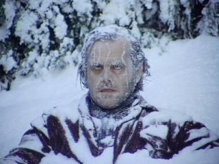 Фото: кадр из фильма «Сияние» | Синоптики предупредили об аномальных холодах
