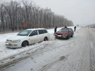 Фото: 25.мвд.рф | Более 50 ДТП произошло в Приморье за сутки