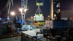 ВМТП обеспечил перевалку российского оборудования для китайской АЭС