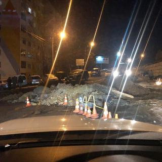 Фото: dpskontrol_125rus   Мэрия Владивостока опровергла информацию об обрушении подпорной стены на ул. Котельникова