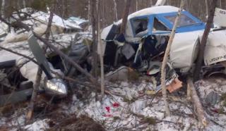 Появились результаты расшифровки черного ящика L-410, упавшего в Хабаровском крае