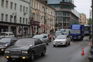Фото: PRIMPRESS   Циничный поступок владивостокского водителя обсуждают в Сети