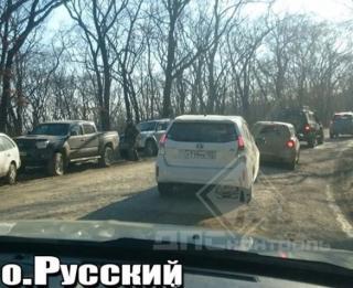Жители Русского острова  ополчились против рыбаков