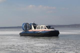 Сотрудники МЧС провели рейд на акватории Амурского залива