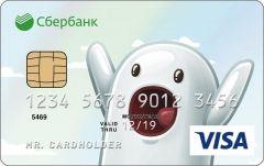 Сбербанк запустил совместную с «ВКонтакте» карту с индивидуальным дизайном