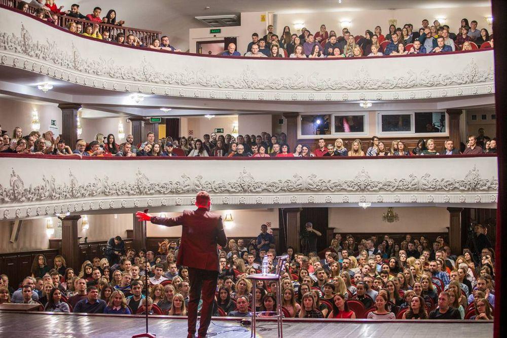 Stand Up-фестиваль состоялся во Владивостоке