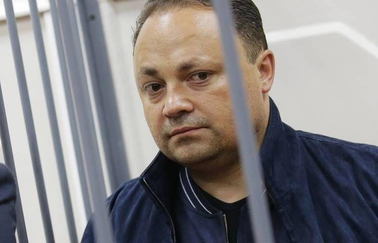 Суд до31мая продлил срок следствия поделу главы города Владивостока Пушкарева
