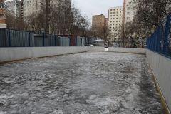 Фото: vlc.ru   Этой зимой во Владивостоке будут работать 70 хоккейных коробок и катков